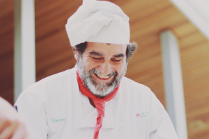 Chef and Owner Vincenzo Velletri